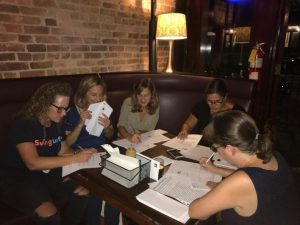 NYC Activists Urge Virginians to Vote Dem
