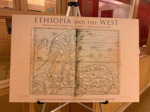 Ethiopian History On Display in Library