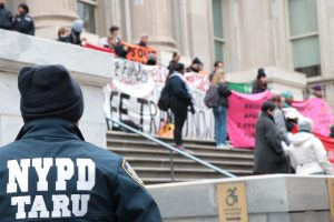 Free CUNY! Calls for End to Police Presence in CUNY