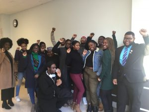 Black Student Union Gathers for Day of Unity