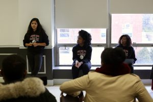 Psychology Club Holds First Meeting of the Semester