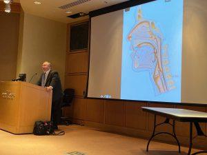 """The Origins of Human Speech"" & Dr. Jeff Laitman"
