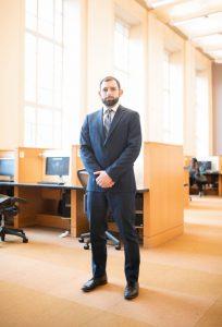 USG Prez Candidate: Ethan Milich