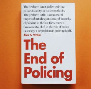 """BC Professor Alex Vitale Author of """"The End of Policing"""""""