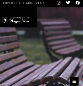 Journal of a Plague Year