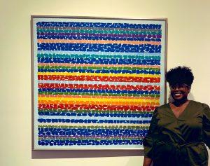 Prof Hamilton Talks Black Futures in Art Lecture