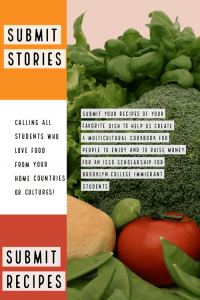 ISSO Office Brings Food and Culture Together With New Cookbook Project