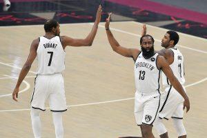 The Nets Get Richer, The Knicks Get Older