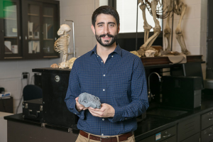 BC Prof Stephen Chester Helps Discover Oldest Evidence of Primates