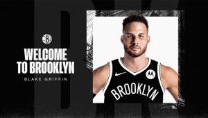 Blake Adds to Nets Star-Studded Lineup