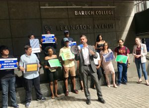 CUNY Board of Trustees Approves Tuition Hikes
