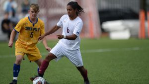 Men's Soccer Drops to 2-11 vs Baruch