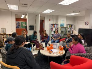 Children's First Club Holds First Meeting