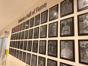 BC Athletics Nominate New Hall of Fame Class
