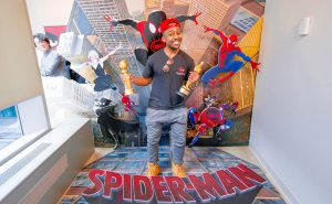 Tyquane Wright: From Brooklyn to the Spider-Verse