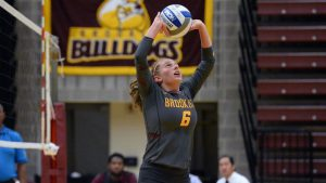 Women's Volleyball Falls Short of CUNY Trophy