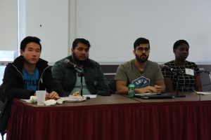 USG Holds Two Town Halls to Hear Students Concerns