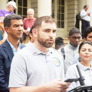 Student Gov Veep Ethan Milich Resigns