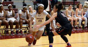 Women's Basketball Starts Season 3-2