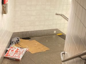 Homelessness: The Invisible Plight Inside CUNY