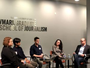 Journalists Address Issues with Reporting on Puerto Rico