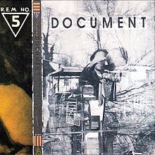 """On the Record, """"Document"""" R.E.M."""