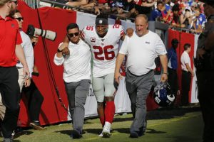 With Barkley Out, Big Blue Looks to Salvage a Season