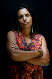 Hess Scholar Winona LaDuke Gives Lecture on Building a Brighter Future