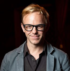 Theater Professor Justin Townsend Gets 2 Tony Noms.