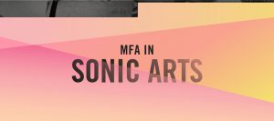 The Sound of Music: BC's Sonic Arts Student Union