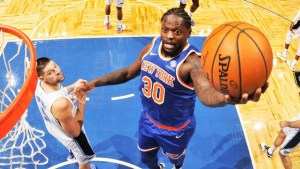 Knicks, Nets Make All-Star Team: Basketball is Back in NYC