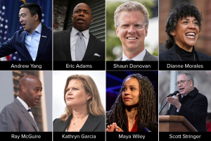 BC Reacts: NYC Mayoral Race