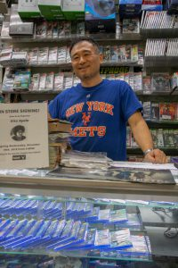 29 Years and Counting: Former BC Student Hank Kwon and His Comic Shop