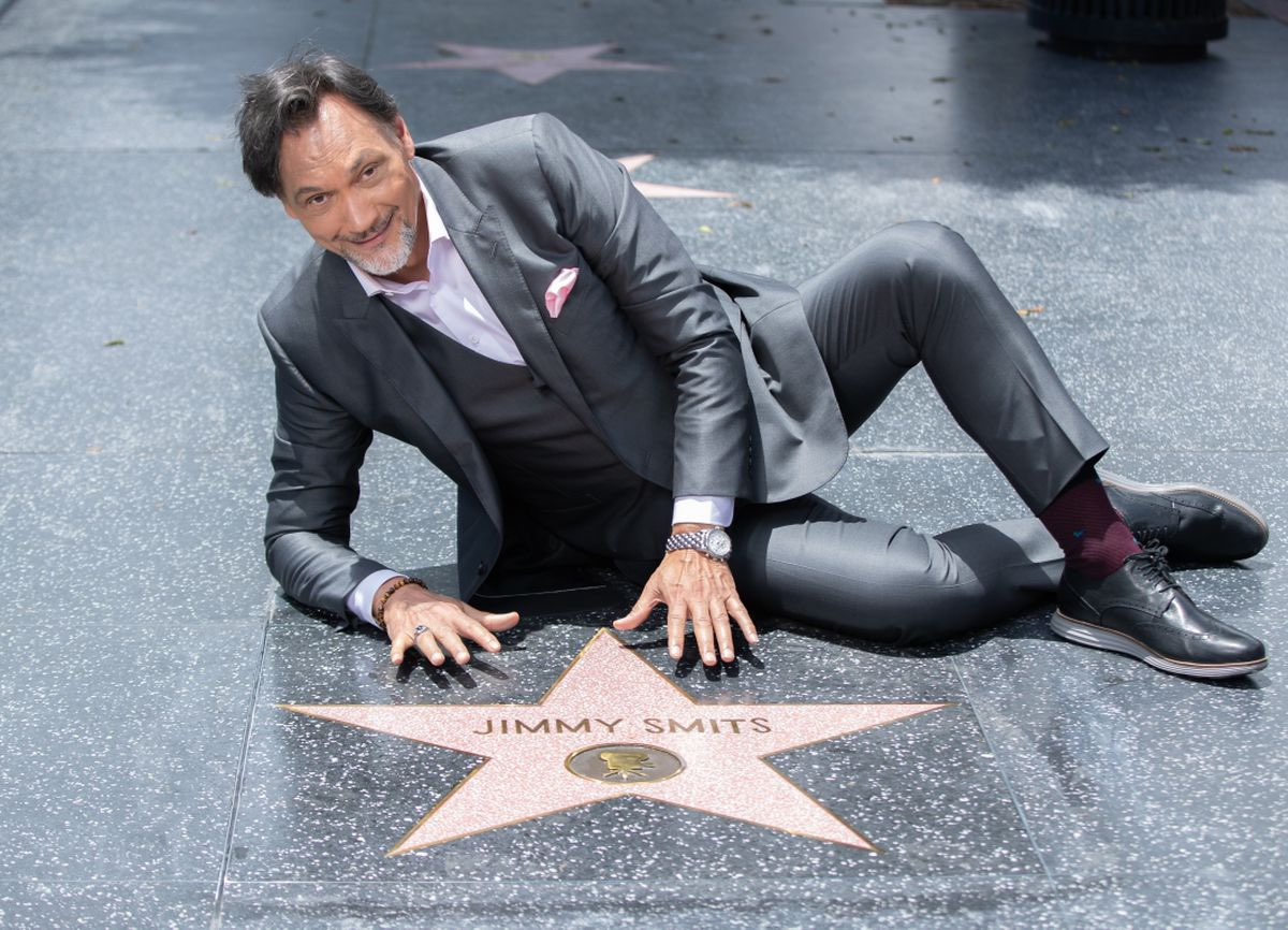 BC Alum Jimmy Smits Honored With Hollywood Star