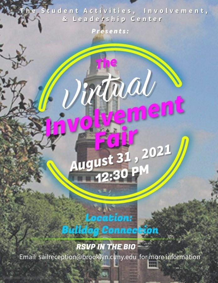 BC Involvement Fair Continues Virtually