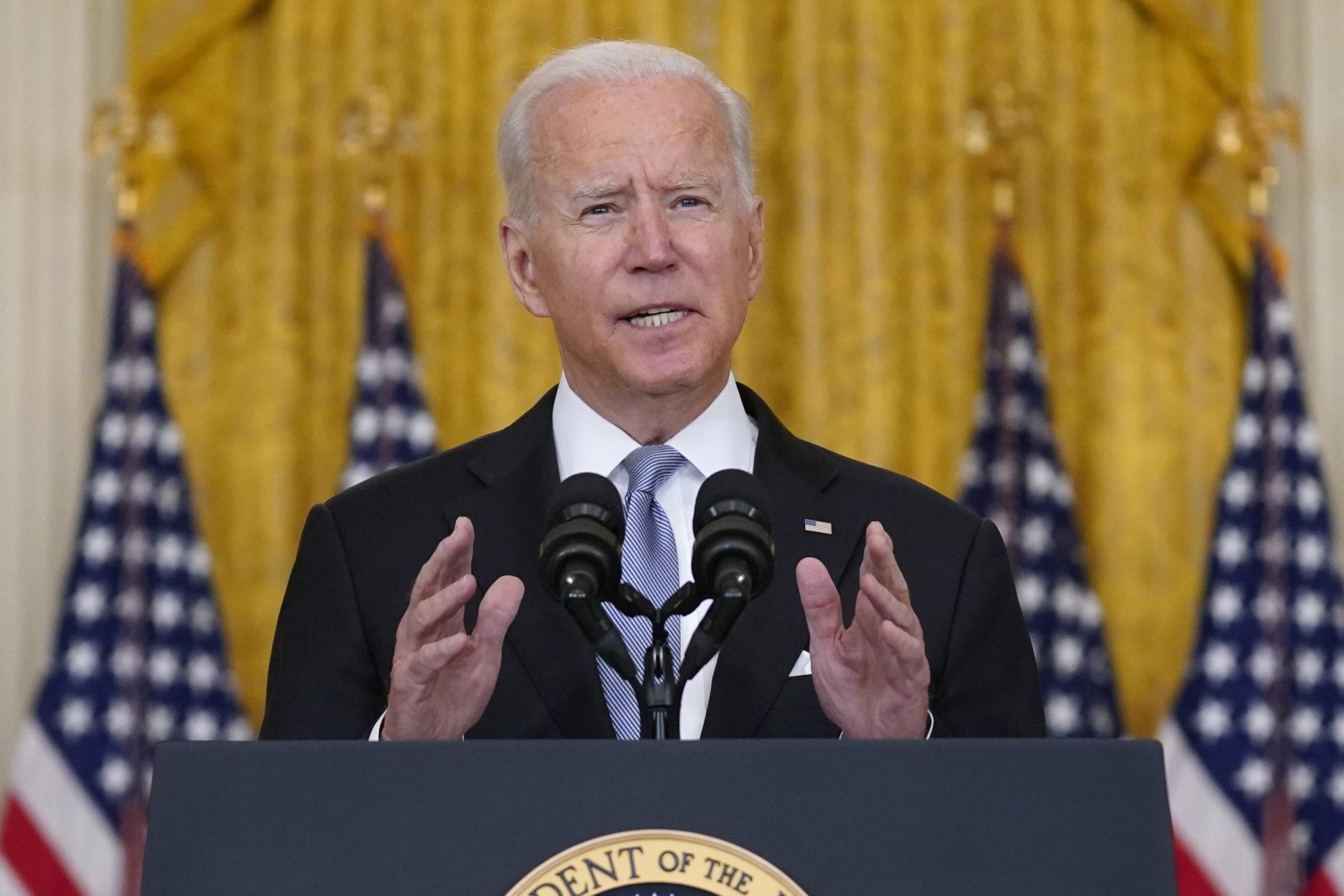 Opinion: Joe Biden Is the Most Anti-War President in My Lifetime