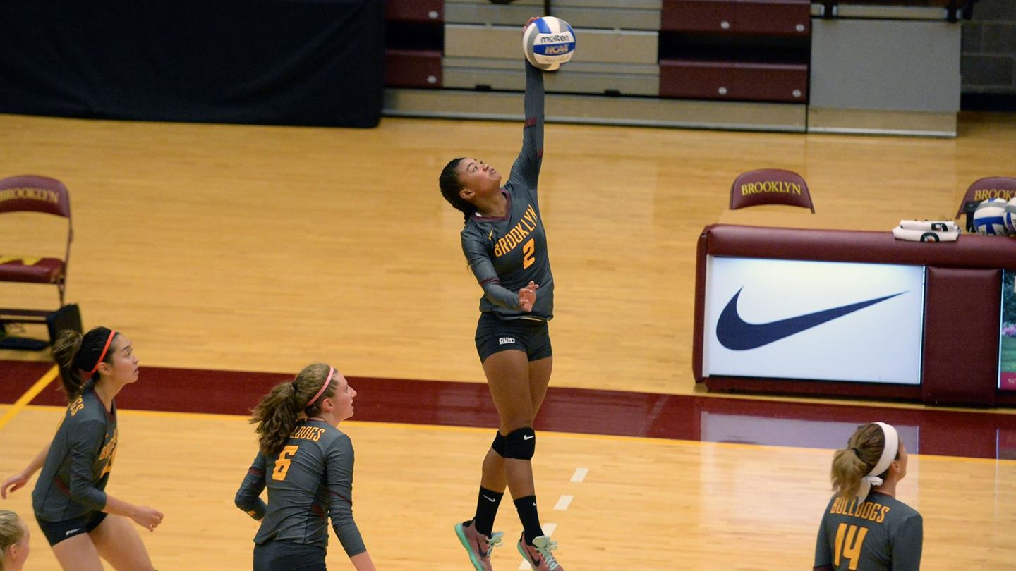 BC's Ashley Fung Earns Volleyball Accolades After Early Success