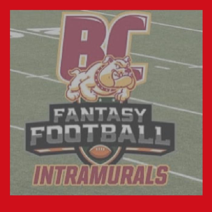 BC Intramurals Brings Back Fantasy Football
