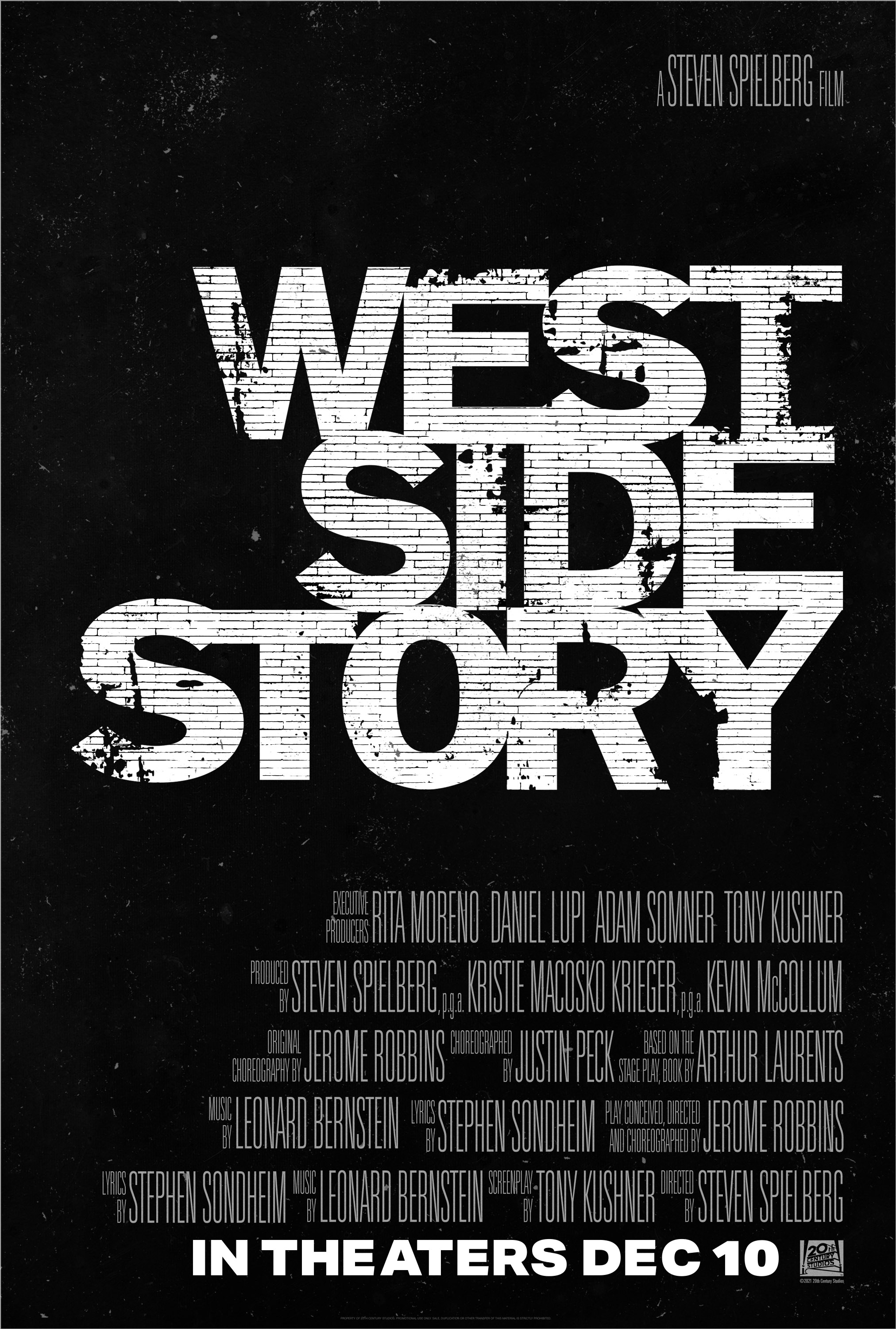 Steven Spielberg May Join West Side Story Lecture Series