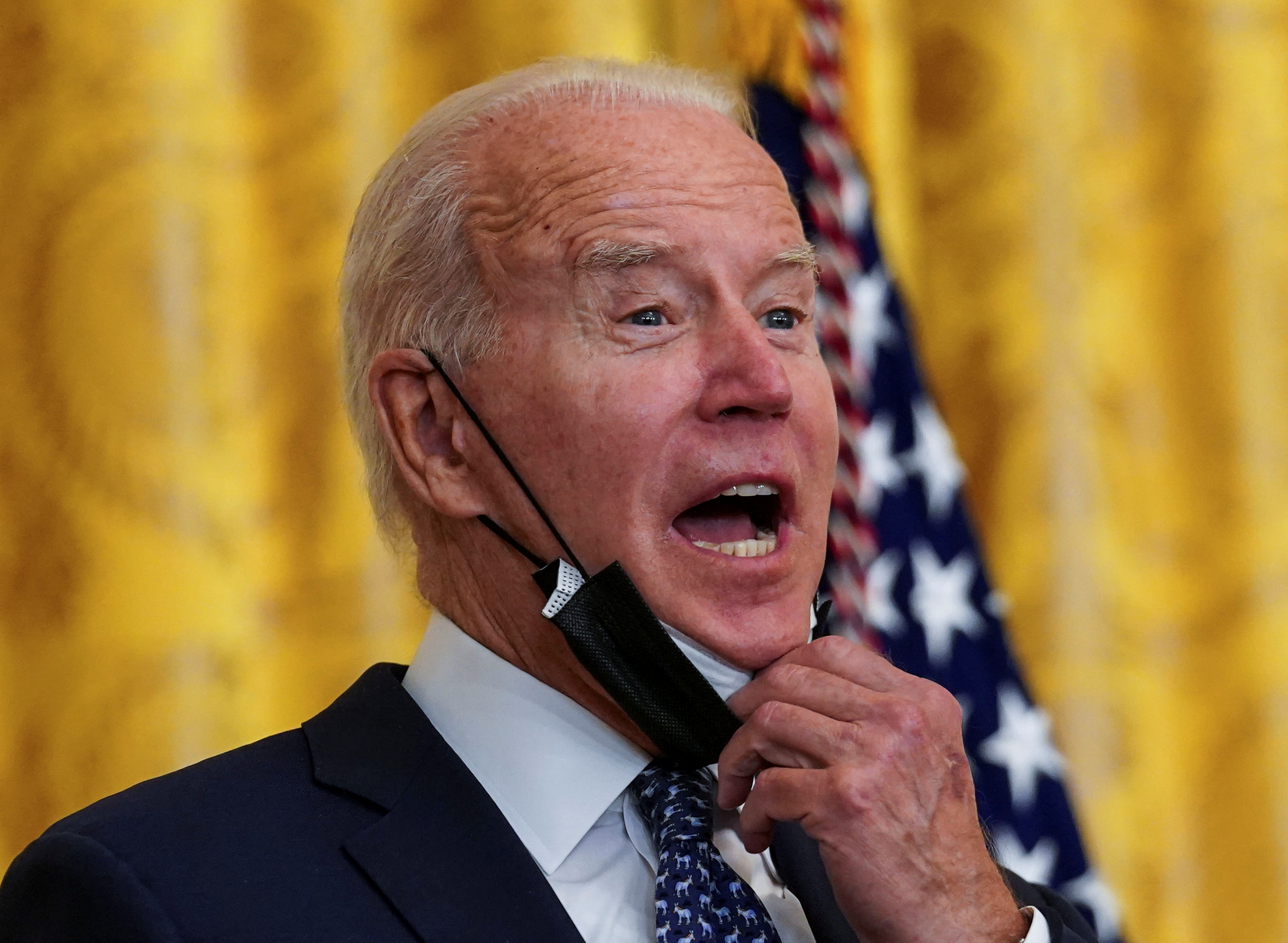 Opinion: Biden's New COVID Rules Are Not Mandates. They're Incentives.