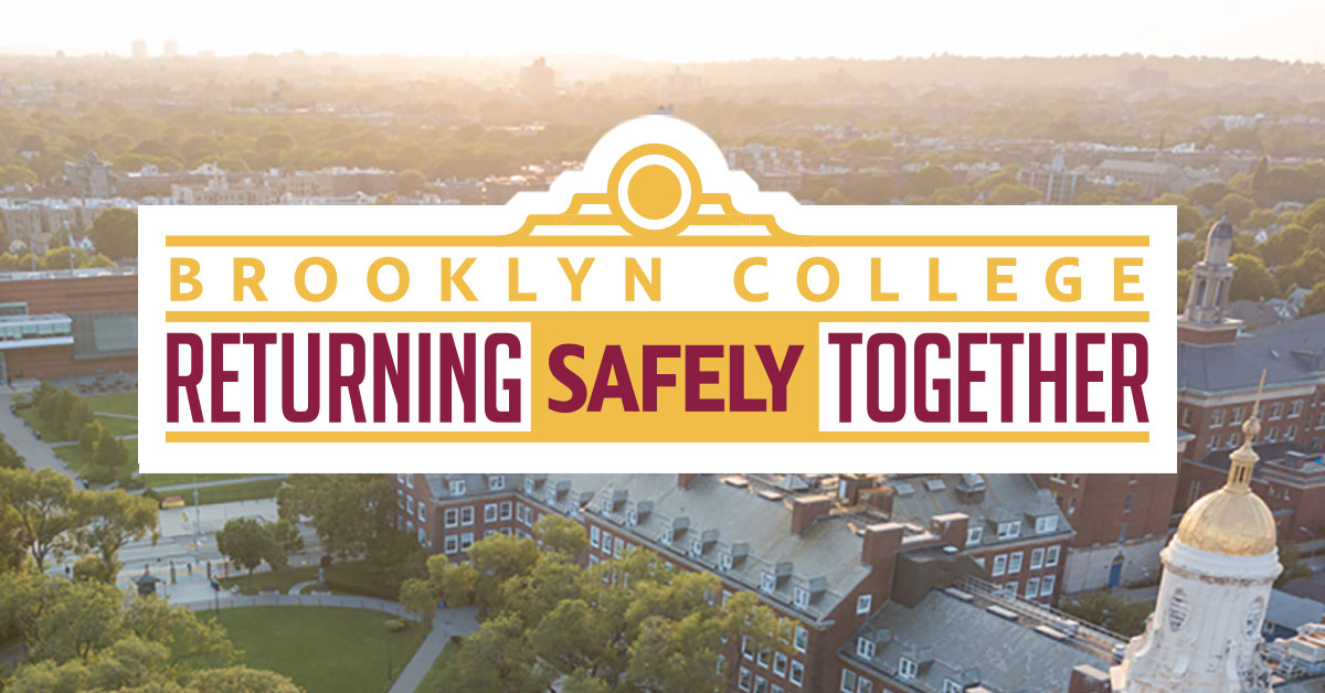 BC Follows CUNY'S COVID Protocol For Campus Reentry