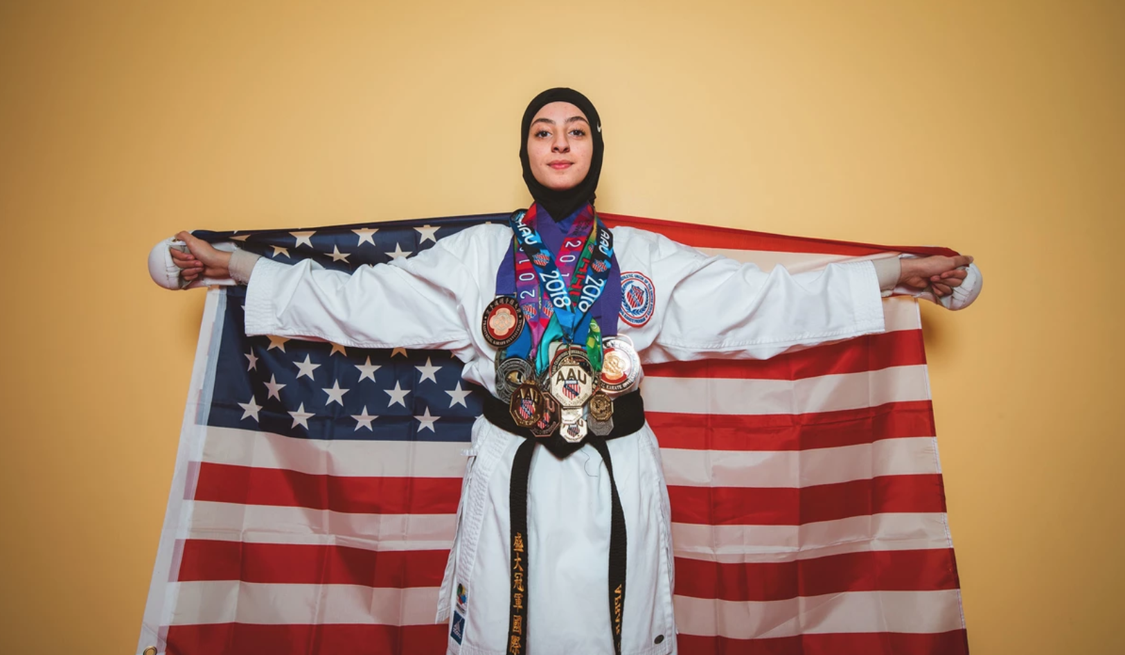 BC's Aprar Hassan: Karate Champ And Barrier Breaker