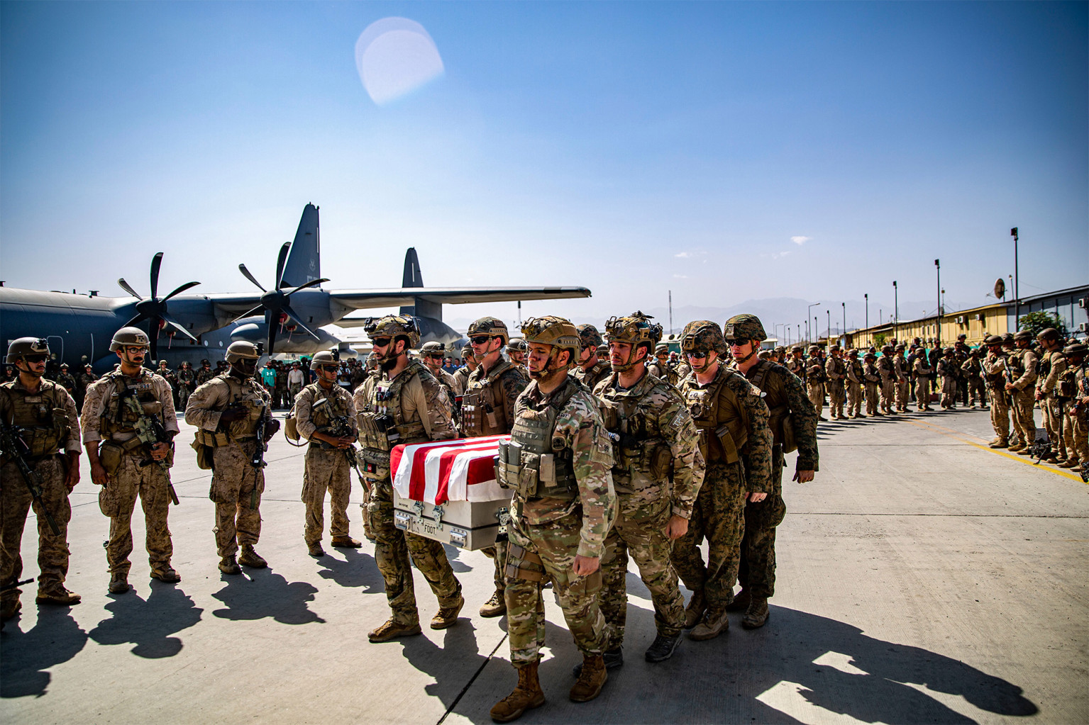 CUNY REACTS: American Troops Withdrawn From Afghanistan