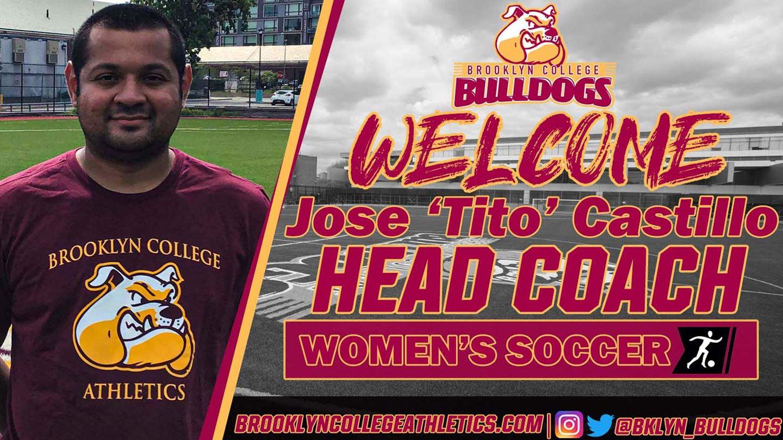 Jose Castillo Hired As New BC Women's Soccer Coach